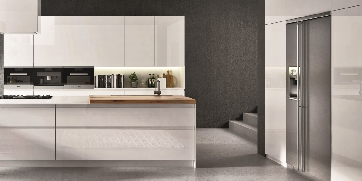 Lucca Kitchen Style - luxury, aesthetics and sophistication