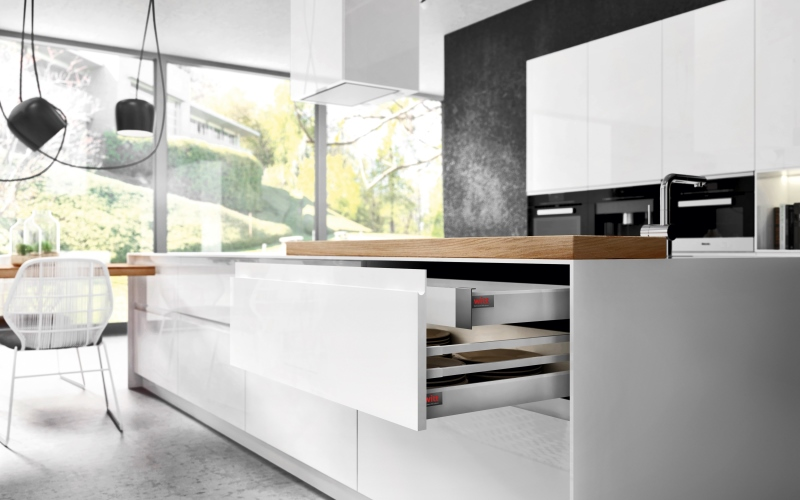 Lucca Kitchen Style